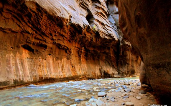 Gear for the Narrows in Zion