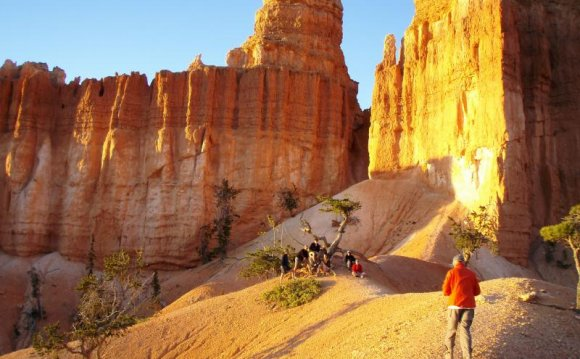 Hiking Bryce and Zion
