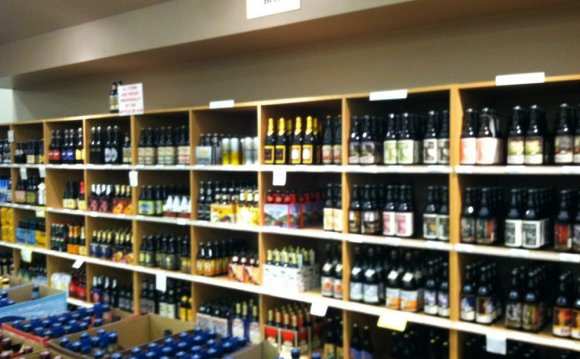 State Liquor Store - Beer