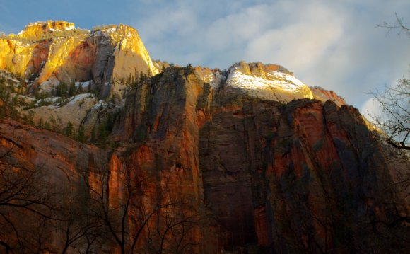 Zion National Park photo by