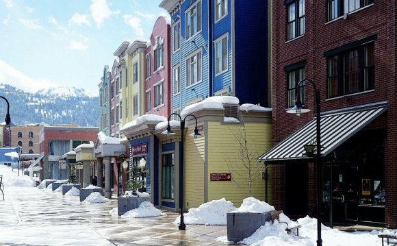 Ski resorts in Park City Utah