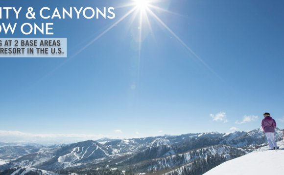 Ski resorts Near Park City Utah
