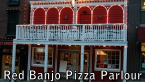 Red Banjo Pizza - Park City