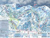 Park City Utah ski resorts Map