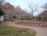 Zion National Park South Campground