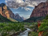 Zion National Park Spring