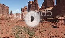 Arches National Park, Utah Stock Video 55239 | HD Stock