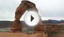 Arches National Park, Utah USA (HD)