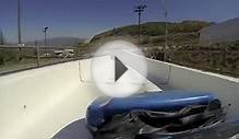 Bobsled Run Sept Utah Olympic Park