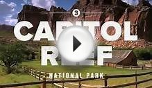 The Mighty 5 Utah National Parks: Short Trailer