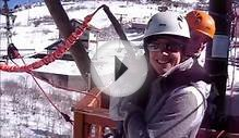 Utah Olympic Park Drop Tower Park City Utah | Daredevil Girl