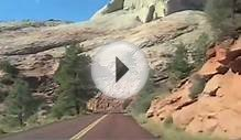 Zion National Park: A Driving Tour