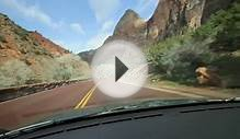Zion National Park - Drive By Tour