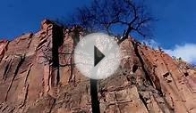 Zion National Park, Utah - Spectacular Winter Time Scenic