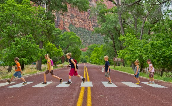 Best Time to Visit Zion National Park