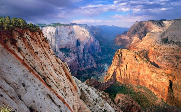 Flights to Zion National Park